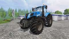 New Holland T8.320 v2.0 for Farming Simulator 2015