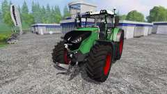 Fendt 1050 Vario Grip wheels for Farming Simulator 2015