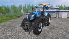 New Holland T8.320 [600HP] for Farming Simulator 2015