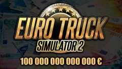 Money mod for Euro Truck Simulator 2