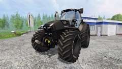 Deutz-Fahr Agrotron 7250 TTV warrior for Farming Simulator 2015