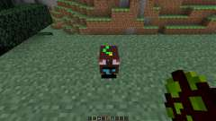 Pulga Mod [1.7.10] for Minecraft