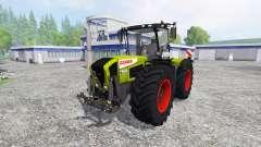 CLAAS Xerion 3300 TracVC [washable] v4.2 for Farming Simulator 2015