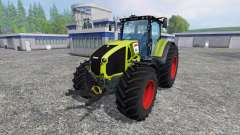 CLAAS Axion 950 v1.1 for Farming Simulator 2015