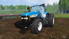 New Holland TM7040