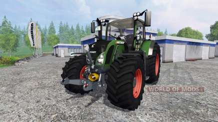 Fendt 724 Vario SCR v3.0 for Farming Simulator 2015