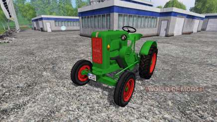 Allgaier A22 for Farming Simulator 2015