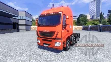 Iveco Stralis Hi-Way 8X4 for Euro Truck Simulator 2