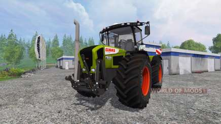 CLAAS Xerion 3300 TracVC [washable] v4.2 [full] for Farming Simulator 2015