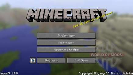Minecraft 1.8.8 download for free