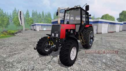 MTZ-892 [edit] for Farming Simulator 2015