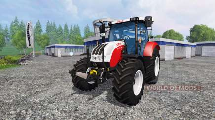 Steyr Profi 4130 CVT for Farming Simulator 2015