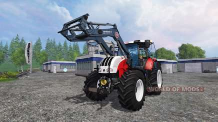 Steyr CVT 6230 v1.2 for Farming Simulator 2015