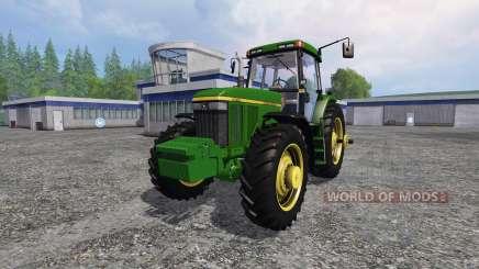 John Deere 7810 v1.1 for Farming Simulator 2015