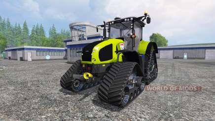 CLAAS Axion 950 Quadtrac for Farming Simulator 2015