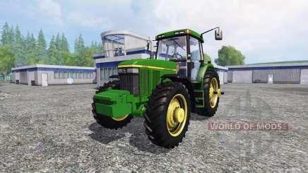 John Deere 7810 USA Edition for Farming Simulator 2015