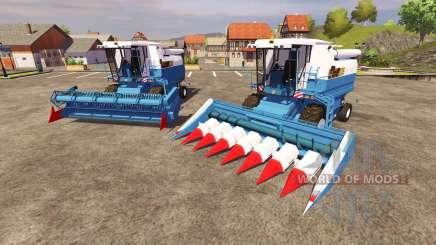 Progress Е524 for Farming Simulator 2013