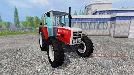 Steyr 8090A Turbo SK1 for Farming Simulator 2015