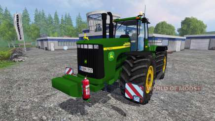 John Deere 9420 for Farming Simulator 2015