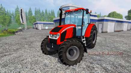 Zetor Forterra 100 HSX and 140 HSX for Farming Simulator 2015