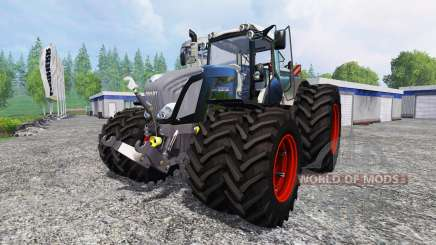 Fendt 828 Vario Black Beauty v2.0 for Farming Simulator 2015