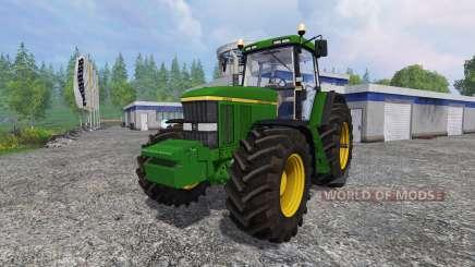 John Deere 7810 v2.0 for Farming Simulator 2015