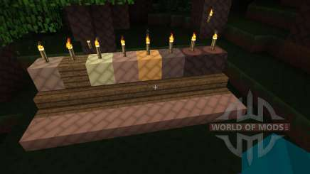 Vividus Resource Pack [16x][1.8.8] for Minecraft