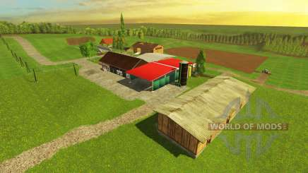 Ein Stuck Land v0.9 for Farming Simulator 2015