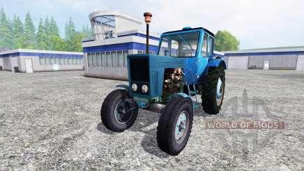 MTZ-50 v2.0 for Farming Simulator 2015