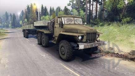 Ural-380 C.-862K for Spin Tires