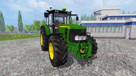 John Deere 6930 Premium FL [fixed] for Farming Simulator 2015