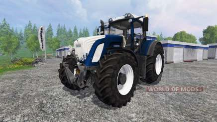 Fendt 924 Vario - 939 Vario [blue] for Farming Simulator 2015