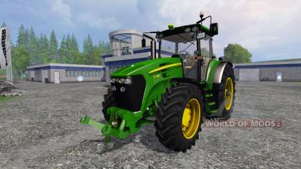 John Deere 7730 v2.5 [Fixed] for Farming Simulator 2015