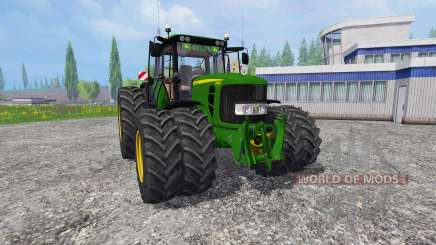 John Deere 6830 v1.1 for Farming Simulator 2015
