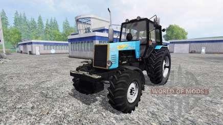 MTZ-1221 Belarusian v3.0 for Farming Simulator 2015
