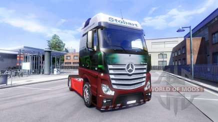 Mercedes-Benz Actros MPIV for Euro Truck Simulator 2