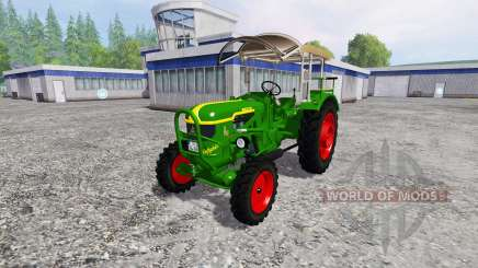 Deutz-Fahr D40 for Farming Simulator 2015