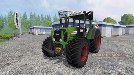 Fendt 414 Vario TMS v3.0 for Farming Simulator 2015