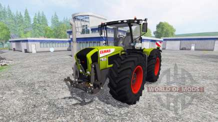 CLAAS Xerion 3300 TracVC [washable] v4.2 for Farming Simulator 2015