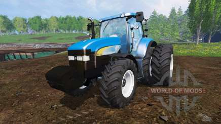 New Holland TM7040 for Farming Simulator 2015