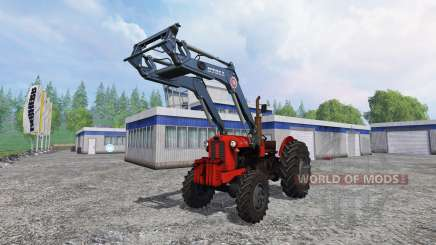 IMT 558 [front loader] for Farming Simulator 2015