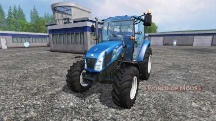 New Holland T4.65 4WD v2.0 for Farming Simulator 2015