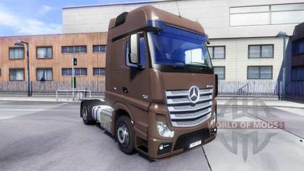 Mercedes-Benz Actros MPIV v1.3 for Euro Truck Simulator 2
