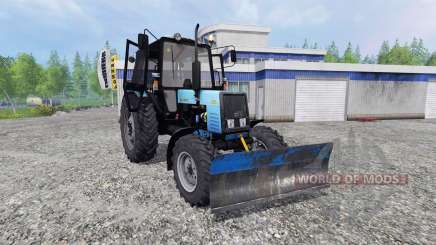 MTZ-Belarus 1025 [blade] for Farming Simulator 2015