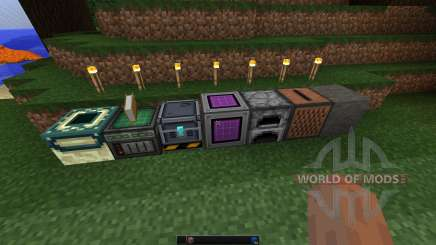 Aeon Extension Patch Vanilla [1.8][1.8.8] for Minecraft