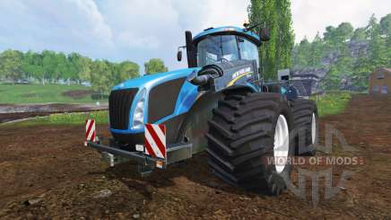 New Holland T9.560 supersteer for Farming Simulator 2015