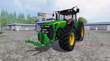John Deere 8330 v2.1 for Farming Simulator 2015