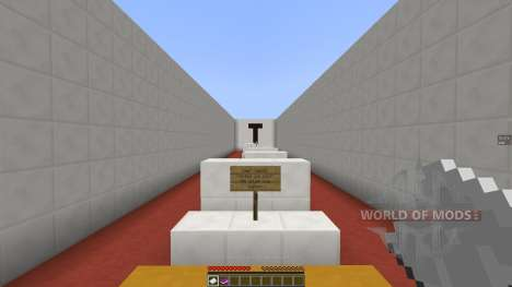 Dont Stop Jumping Parkour [1.8][1.8.8] for Minecraft