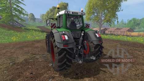 Fendt 936 Vario v3.0 for Farming Simulator 2015