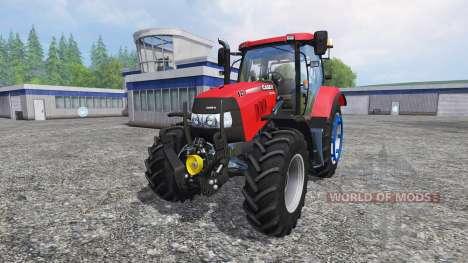 Case IH Maxxum 125 for Farming Simulator 2015